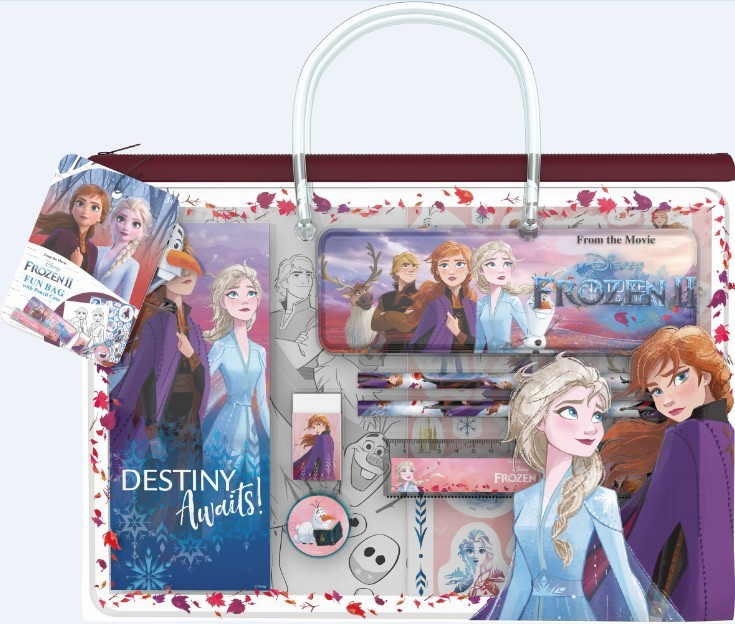 FROZEN 2 / Fun Bag: portada