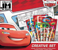 Set creativo de Cars: portada