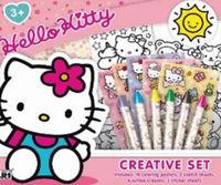 Set creativo de Hello Kitty: portada