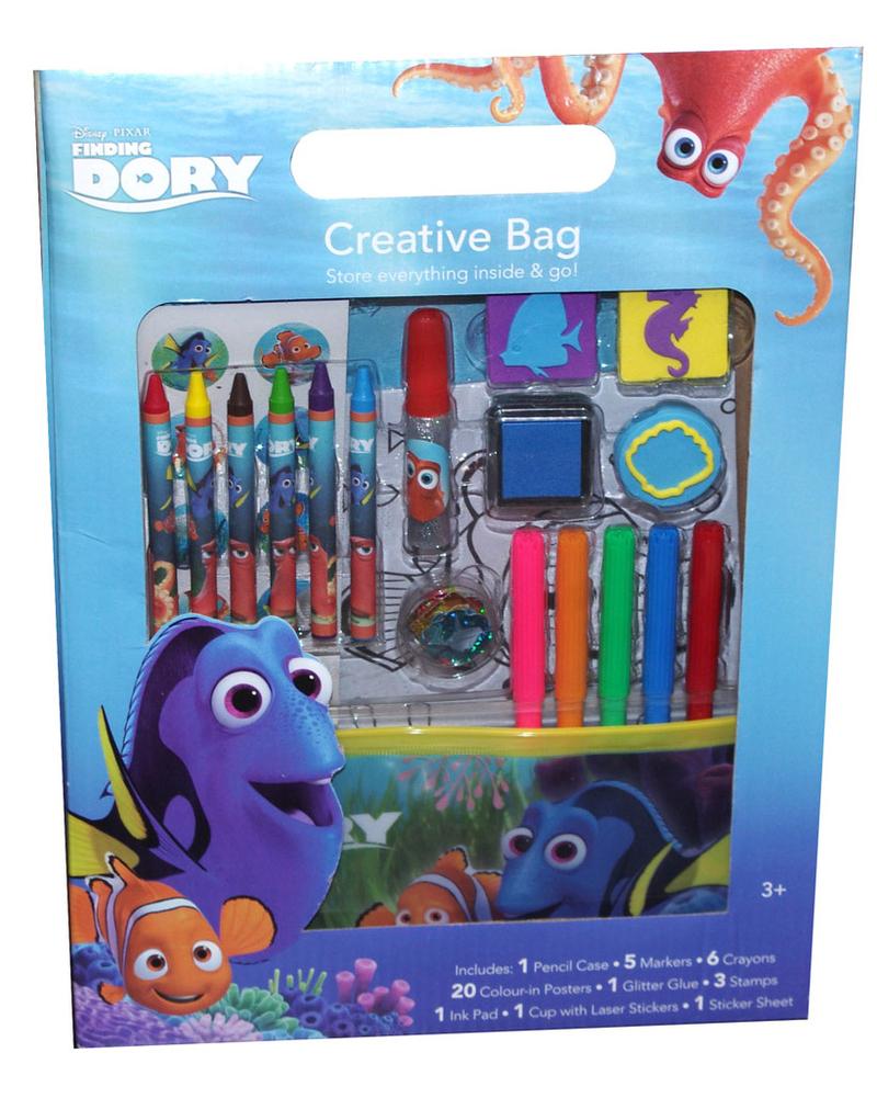 Set creativo de Dory: portada