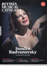 REVISTA MUSICAL CATALANA - CAT: portada