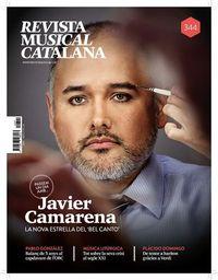 REVISTA MUSICAL CATALANA: portada