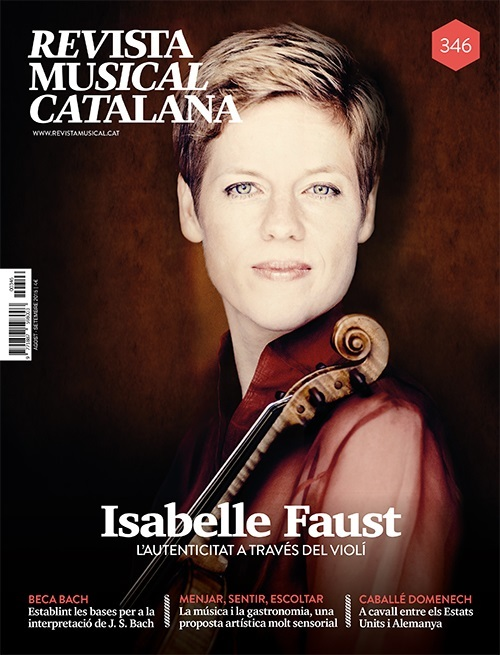 REVISTA MUSICAL CATALANA 4 - CAT: portada