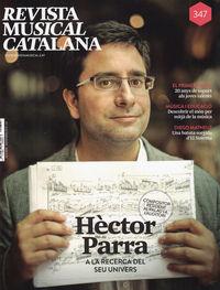REVISTA MUSICAL CATALANA 347 - CAT: portada