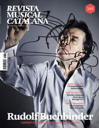 REVISTA MUSICAL CATALANA -349: portada
