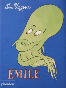 EMILE THE HELPFUL OCTOPUS: portada