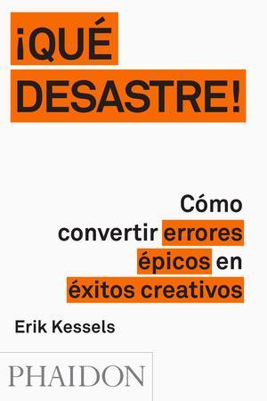 ESP ¡QUÉ DESASTRE!: portada