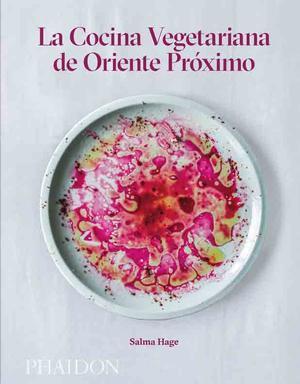 ESP LA COCINA VEGETARIANA DE ORIENTE PROXIMO: portada