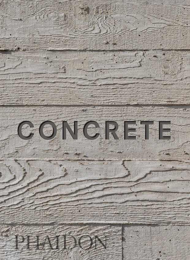 CONCRETE  - MINI: portada