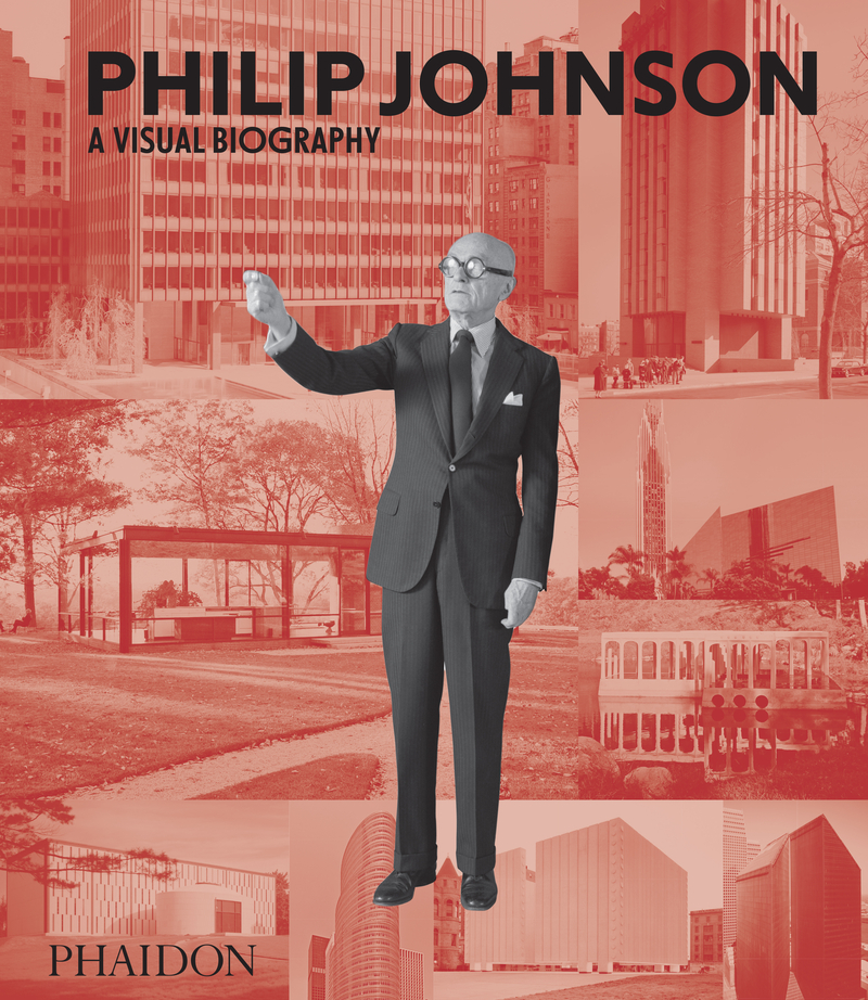 Philip Johnson: portada