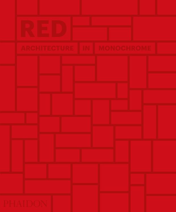 RED - ARCHITECTURE IN MONOCHROME: portada