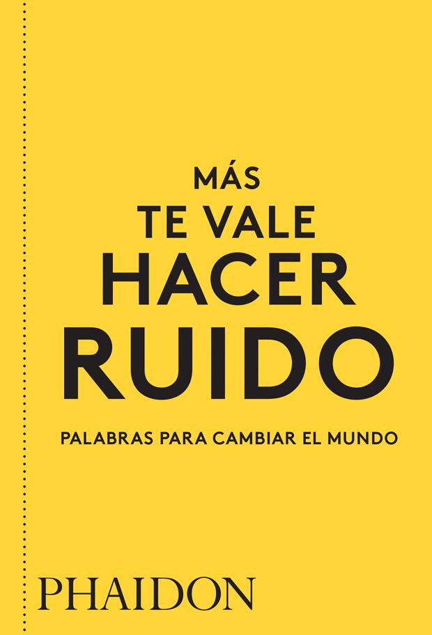 ESP MAS TE VALE HACER RUIDO: portada