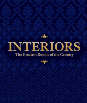 INTERIORS (MIDNIGHT BLUE EDITION): portada