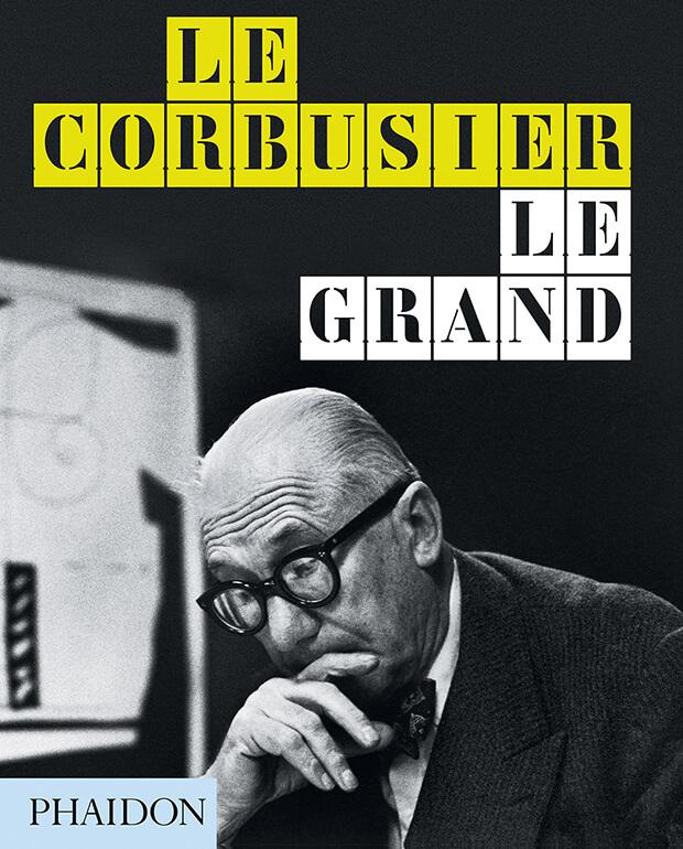 LE CORBUSIER LE GRAND: portada