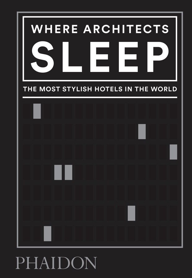 Where architects sleep: portada