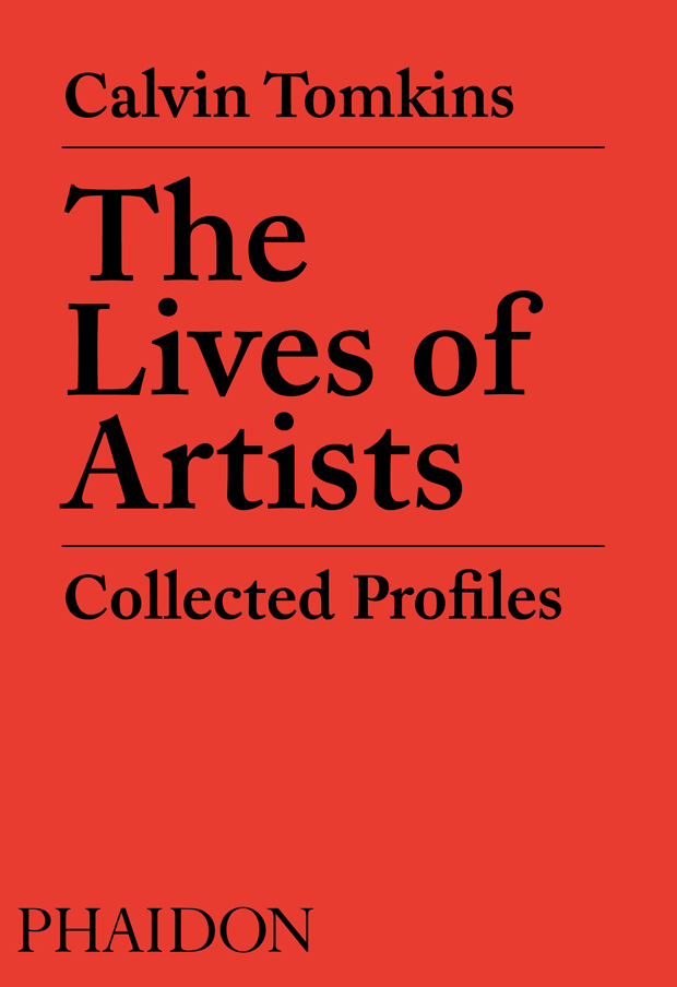 THE LIVES OF ARTISTS: portada