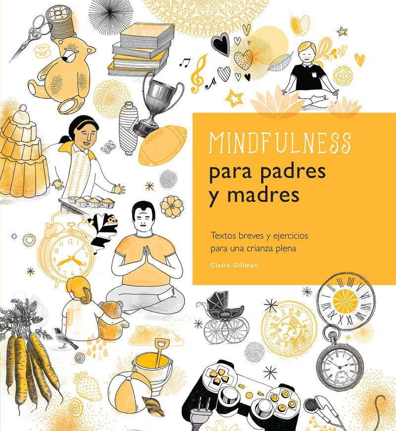 MINDFULNESS PARA PADRES Y MADRES: portada