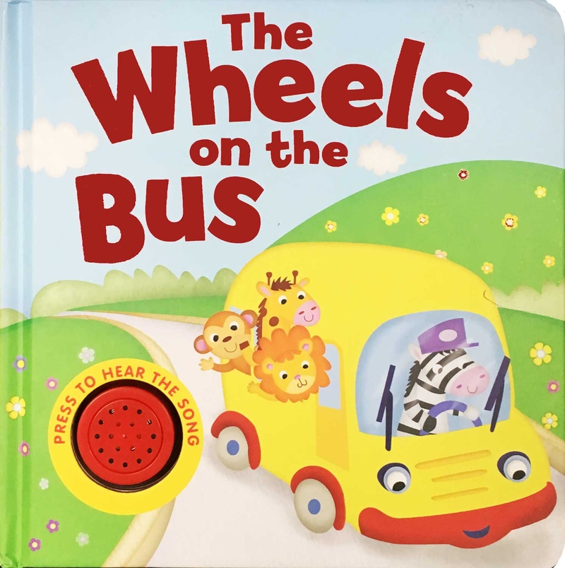 The Wheels on the Bus: portada