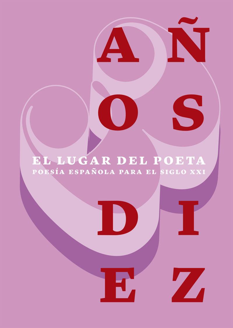 REVISTA DE POESIA AñOS DIEZ Nº 3: portada