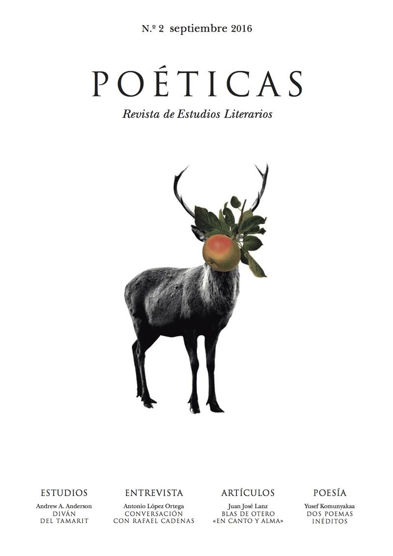 POÉTICAS: portada
