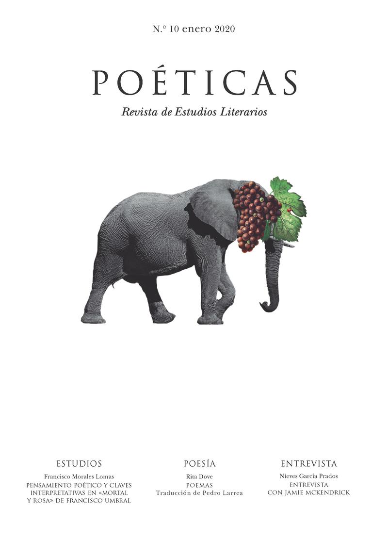 REVISTA POETICAS 10: portada