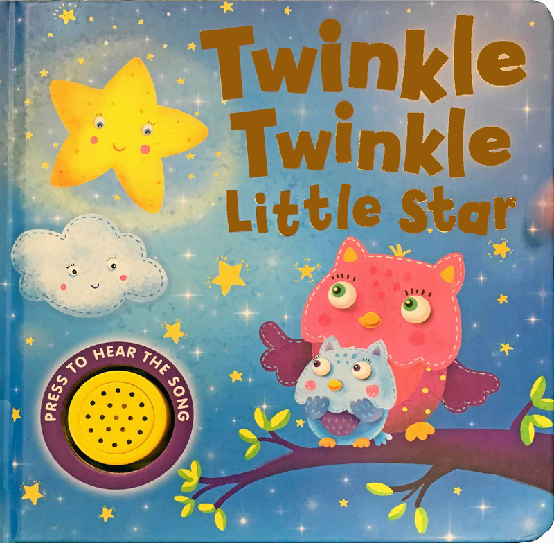 Twinkle Twinkle Little Star: portada