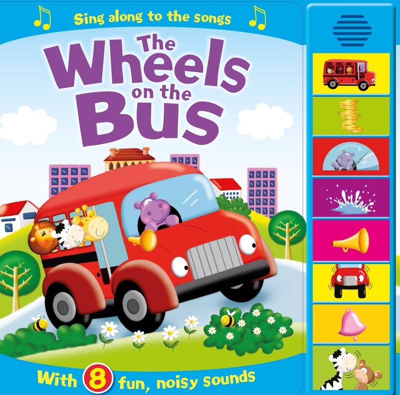 The Wheels on the Bus (Edición 2021): portada