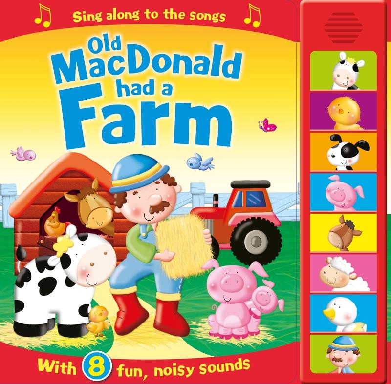 Old MacDonald Had a Farm (Edición 2021): portada