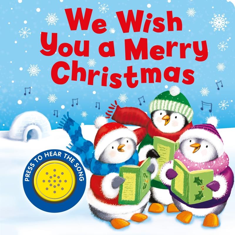 We Wish You A Merry Christmas: portada