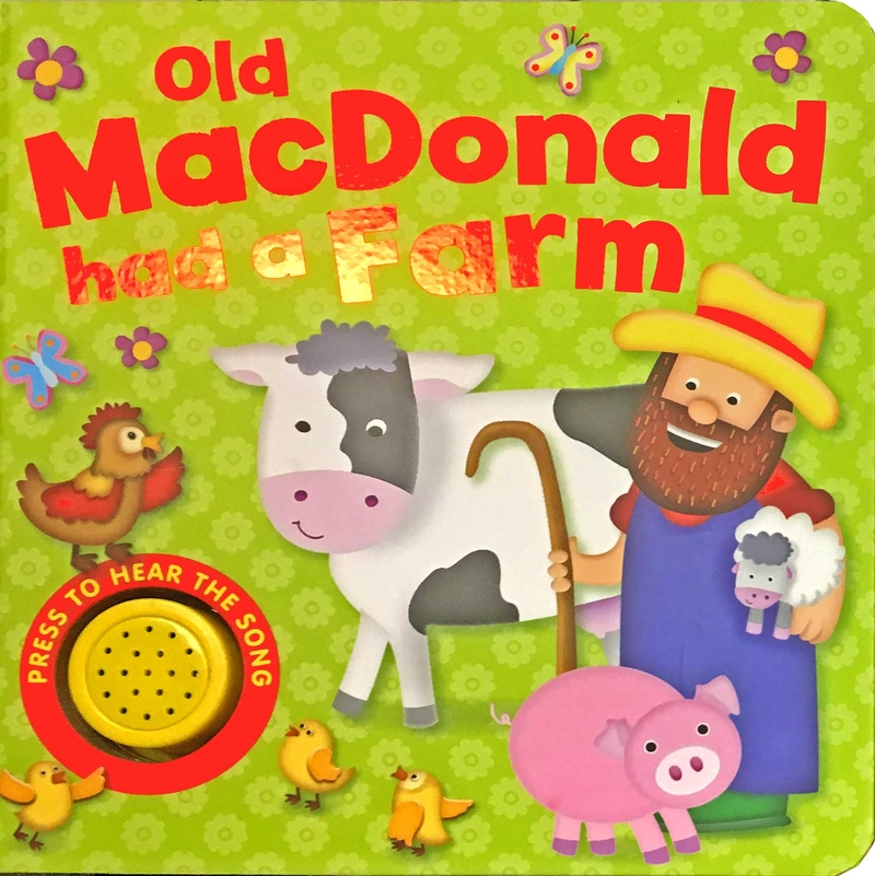 Old MacDonald had a Farm: portada