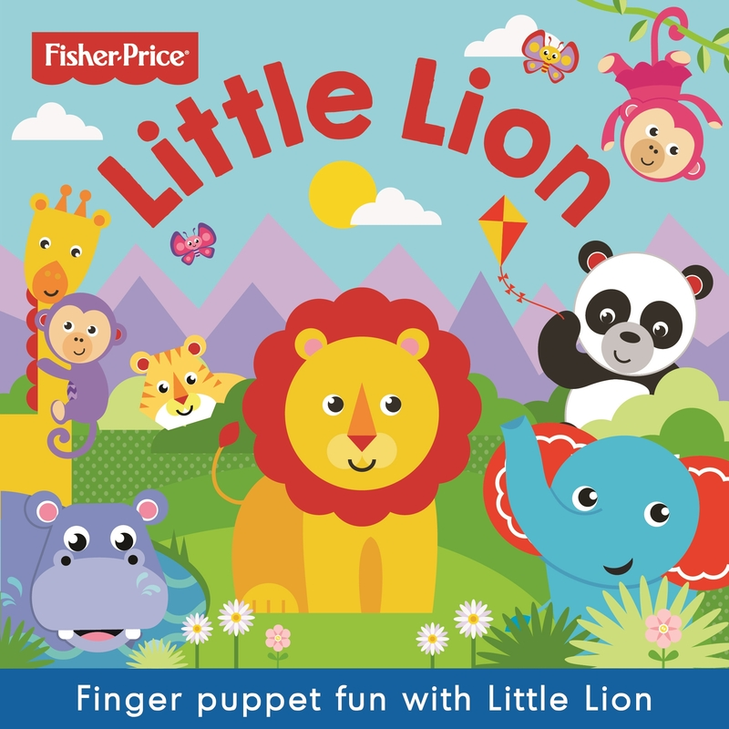 Fisher Price: Little Lion: portada