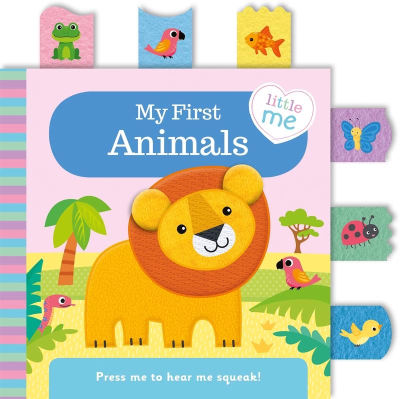 My First Animals (Cloth Book): portada