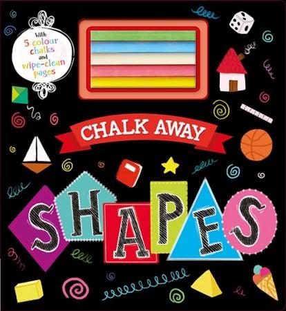 Chalk Away: Shapes: portada