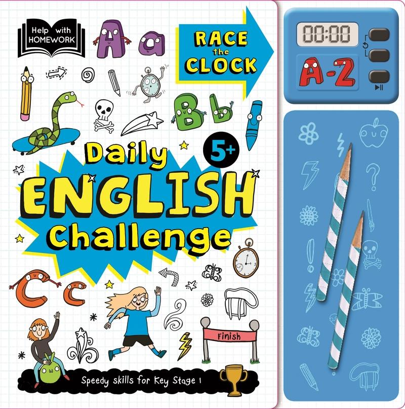 English Challenge Pack: portada