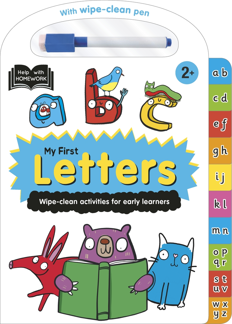My first Letters: portada