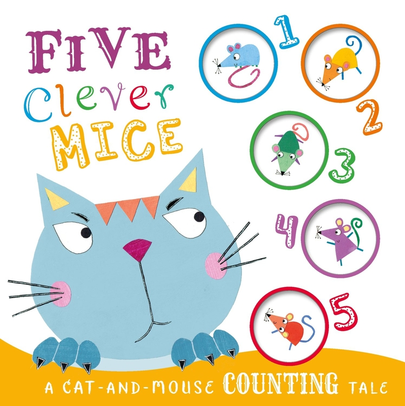 Five Clever Mice: portada