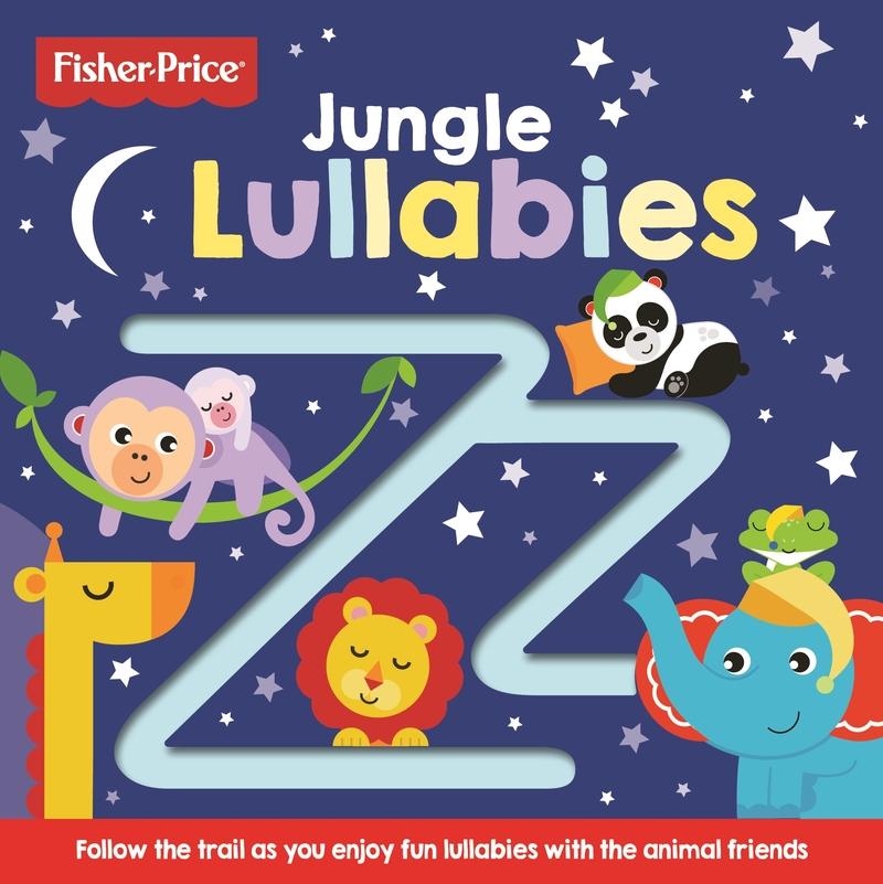 Fisher Price: Jungle Lullabies: portada