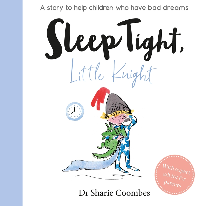 Sleep Tight, Little Knight (No More Worries): portada