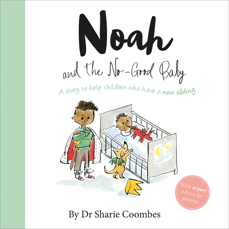 Noah and the No Good Baby (No More Worries): portada
