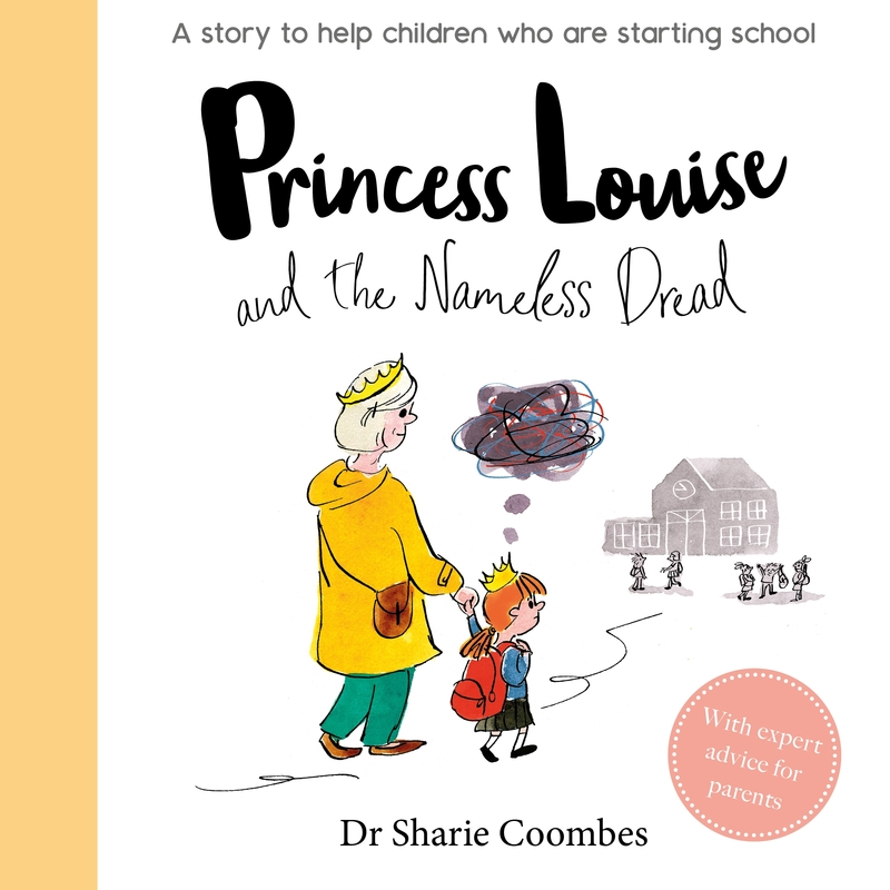Princess Louise and the Nameless Dread (No More Worries): portada