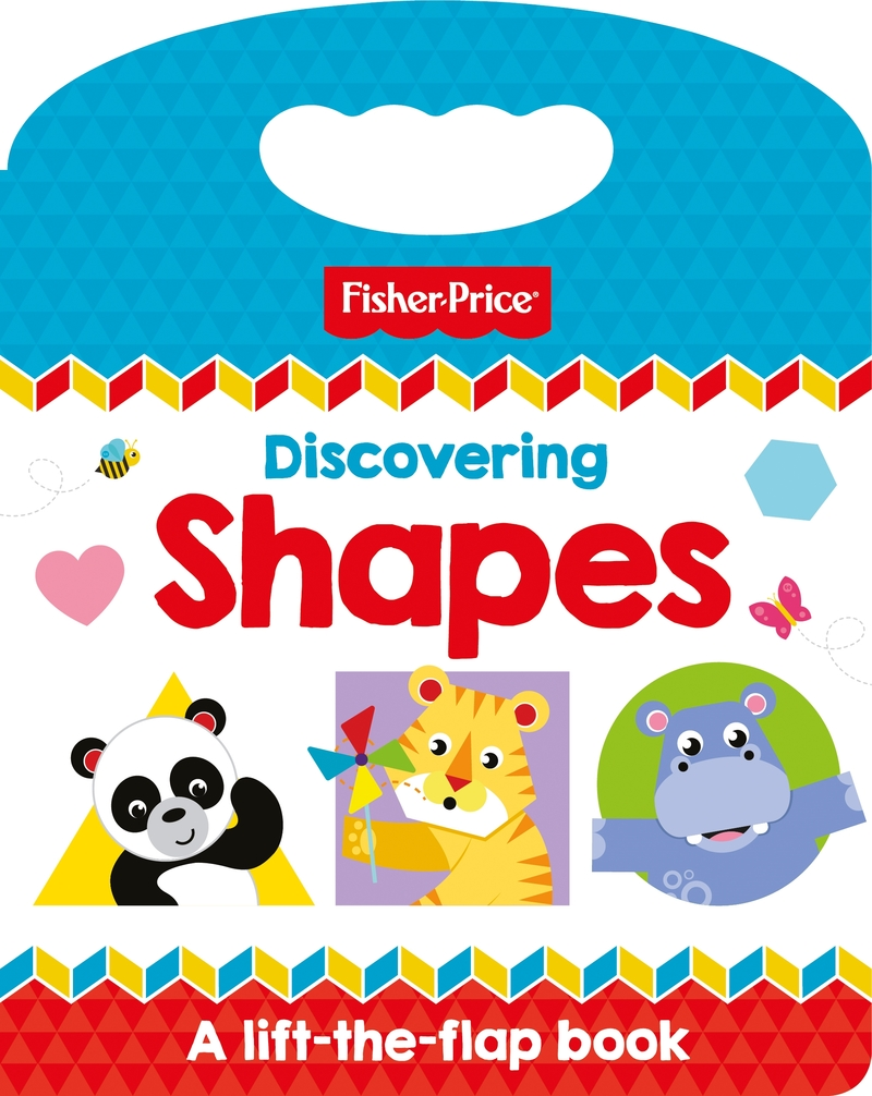 Fisher Price: Discovering Shapes: portada