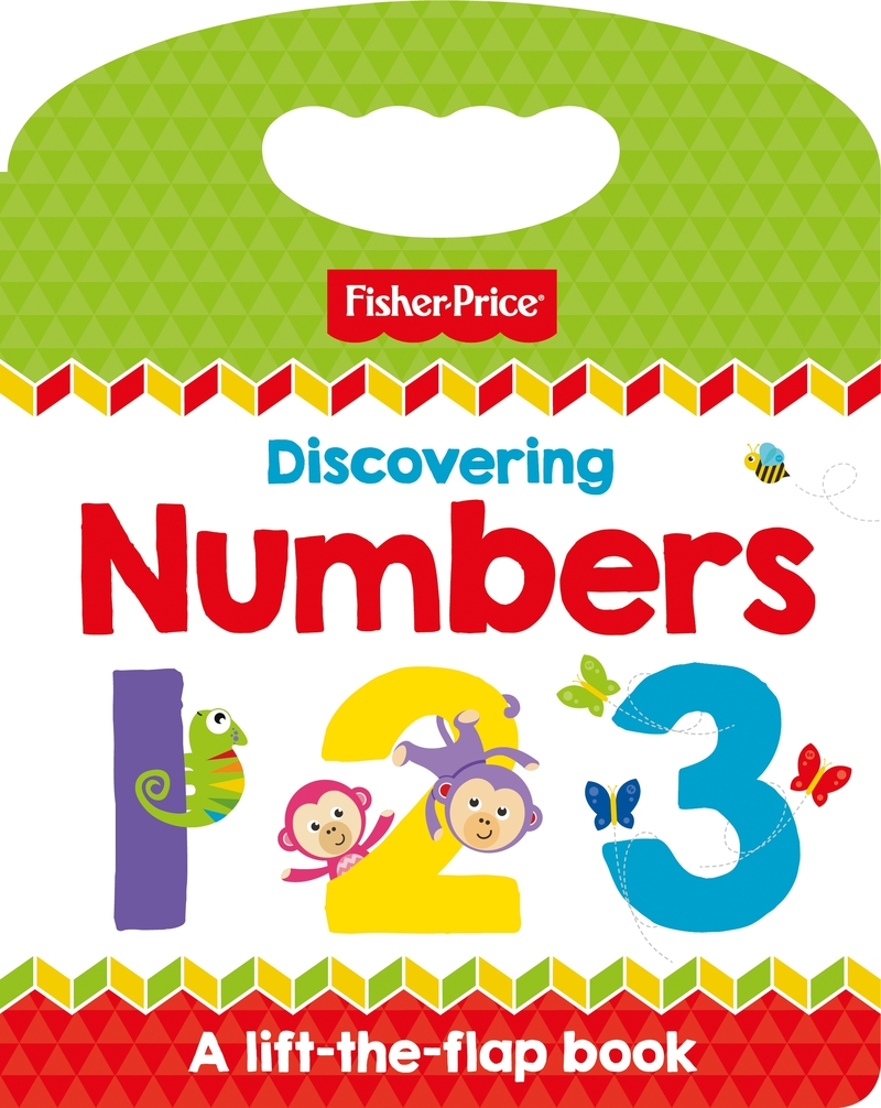 Fisher Price: Discovering Numbers: portada