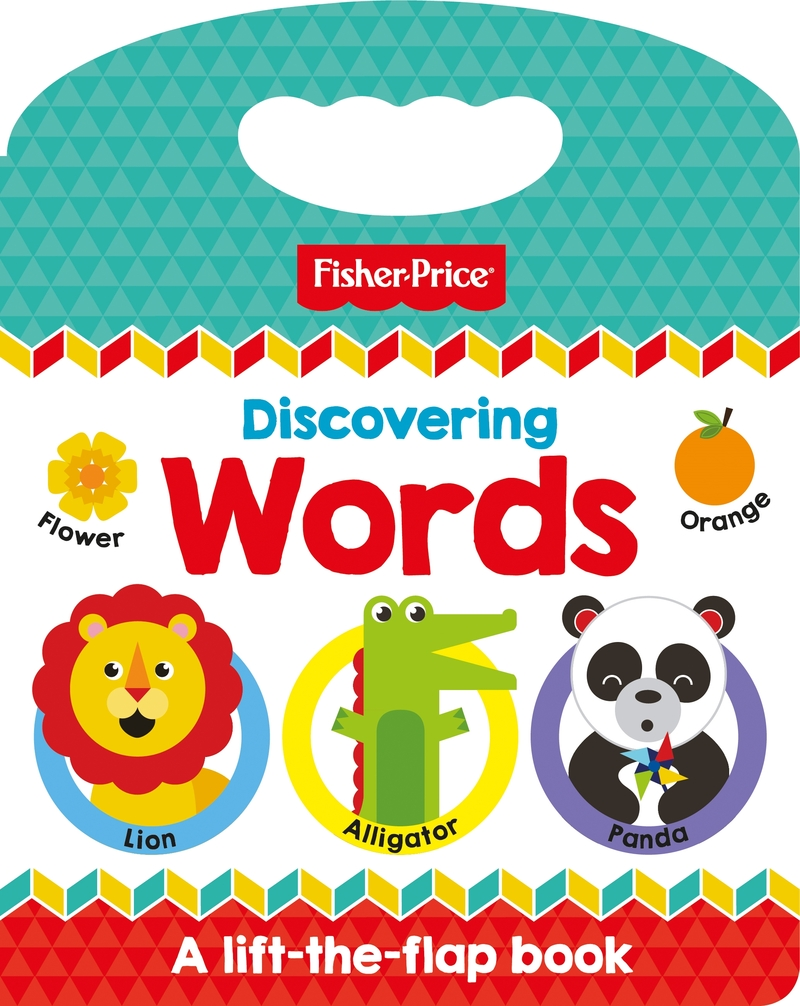 Fisher Price: Discovering Words: portada