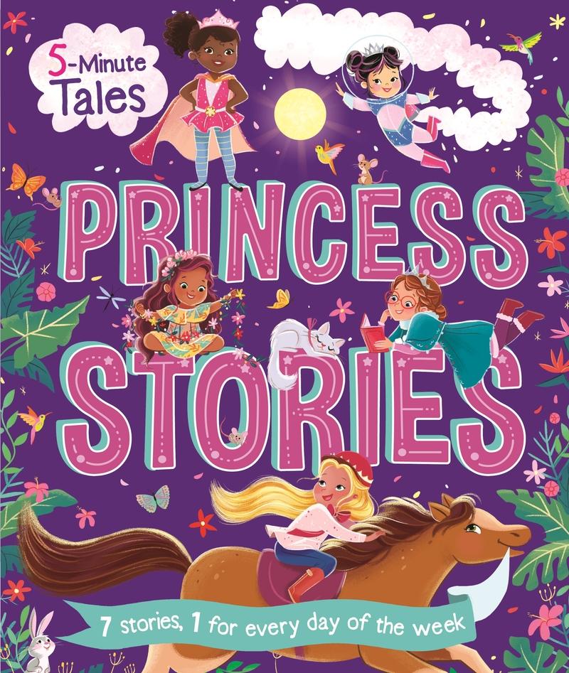 Princess Stories (Young Story Time 4): portada