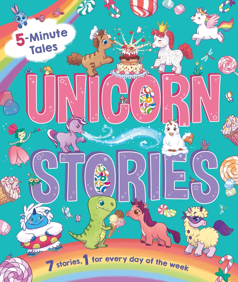 Unicorn Stories (Young Story Time 4): portada