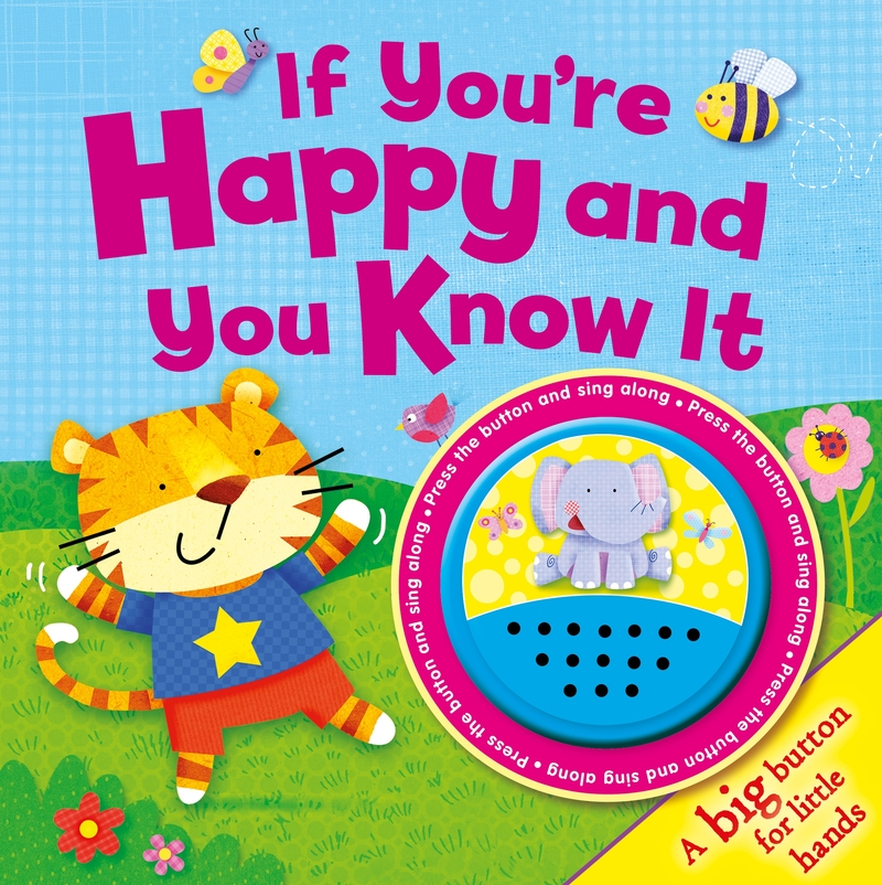 If You're Happy and You Know It (NE): portada