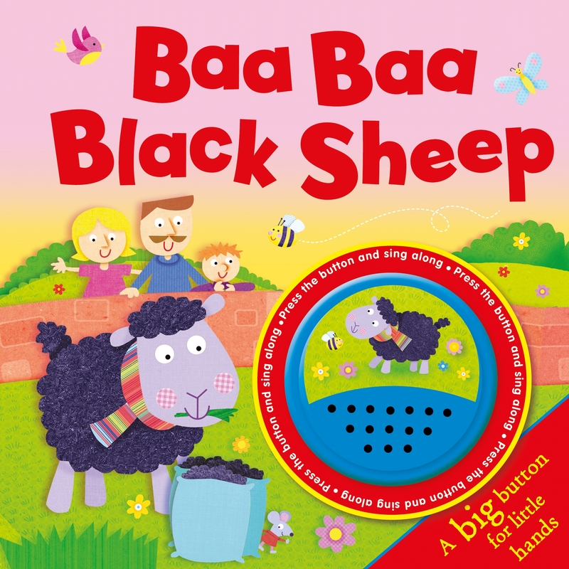 Baa Baa Black Sheep: portada
