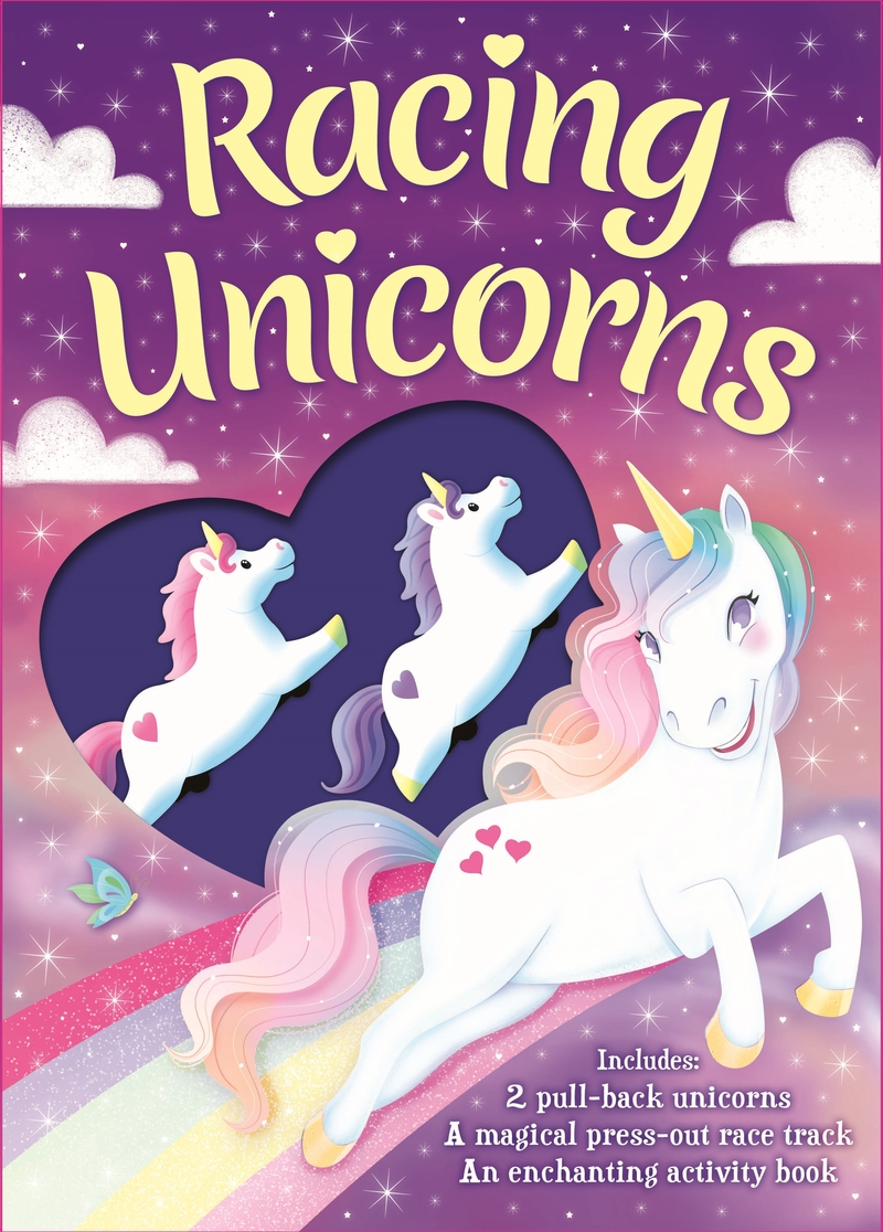 Racing Unicorns (Play Box): portada