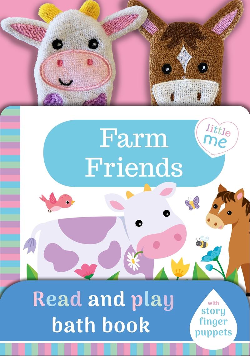 Farm Friends (Bath Book): portada