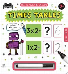 Help with Homework: Times Tables 7+: portada